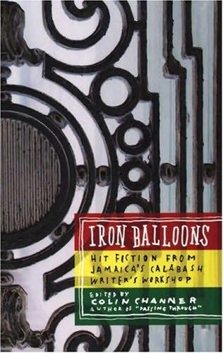 book cover of Iron Balloons