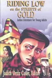 book cover of Riding Low On The Streets Of Gold