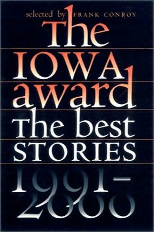 book cover of The Iowa Award