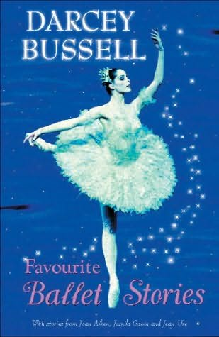 book cover of Favourite Ballet Stories