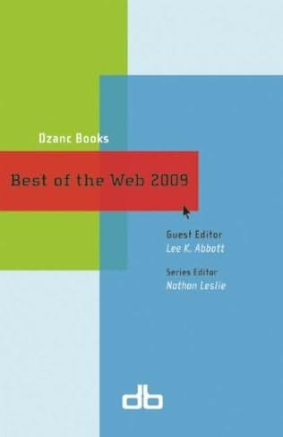 book cover of Best of the Web 2009