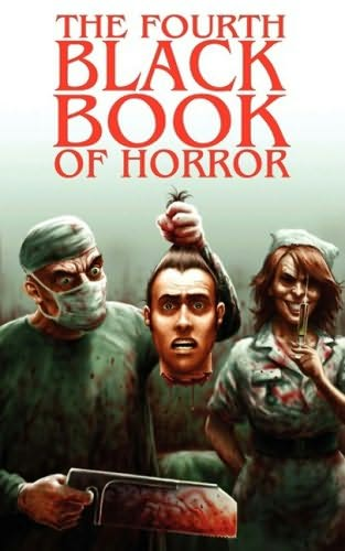 book cover of The Fourth Black Book of Horror