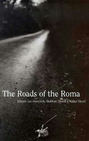 book cover of The Roads of the Roma
