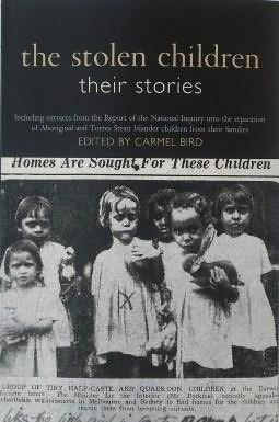 book cover of The Stolen Children