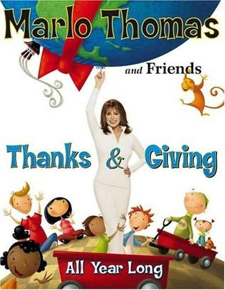 book cover of Thanks & Giving Book