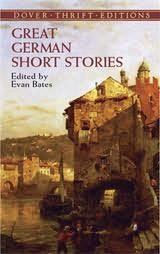 book cover of Great German Short Stories