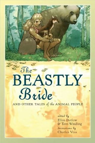 book cover of The Beastly Bride