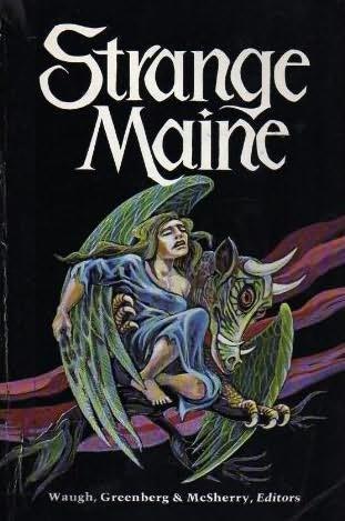 book cover of Strange Maine