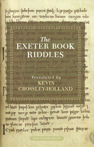 book cover of The Exeter Book Riddles