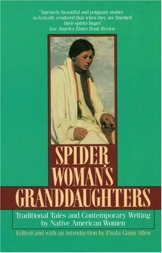 book cover of Spider Woman\'s Granddaughters