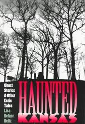 book cover of Haunted Kansas