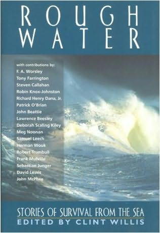 book cover of Rough Water