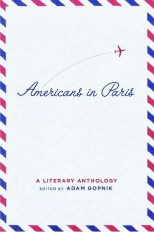 book cover of Americans in Paris