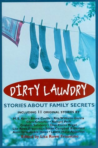 book cover of Dirty Laundry