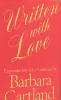 book cover of Written with Love