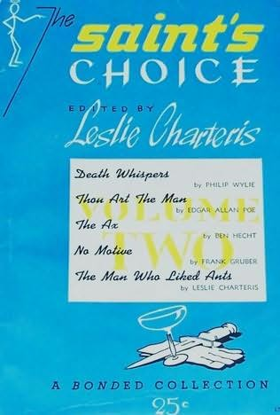 book cover of The Saint\'s Choice
