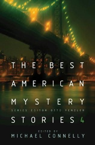 book cover of The Best American Mystery Stories 4