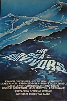 book cover of The Sea Survivors