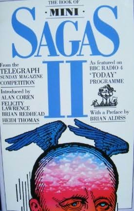 book cover of Book of Mini-Sagas II