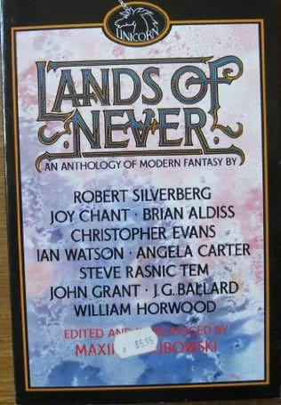 book cover of Lands of Never