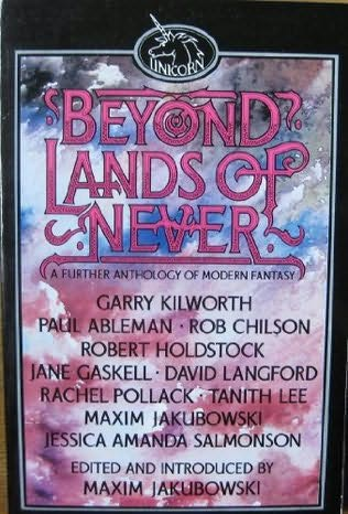 book cover of Beyond Lands of Never