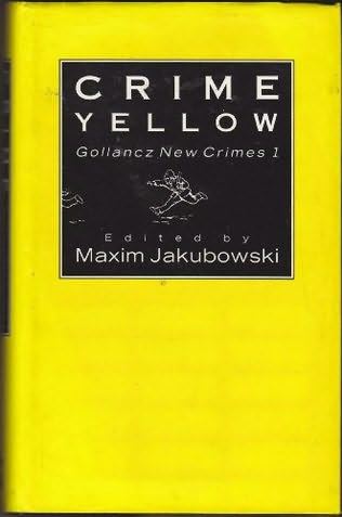 book cover of Crime Yellow