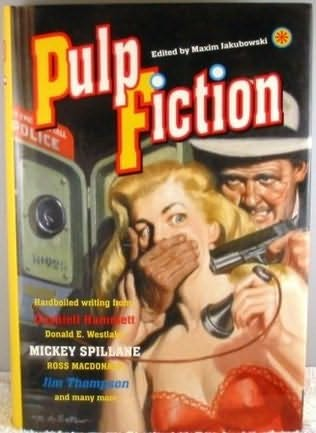 book cover of Pulp Fiction