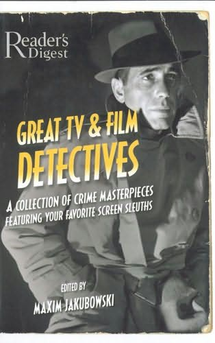 book cover of Great Tv and Film Detectives