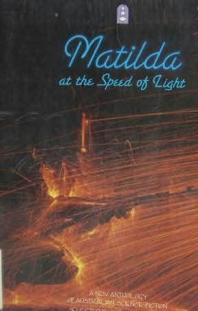 book cover of Matilda at the Speed of Light