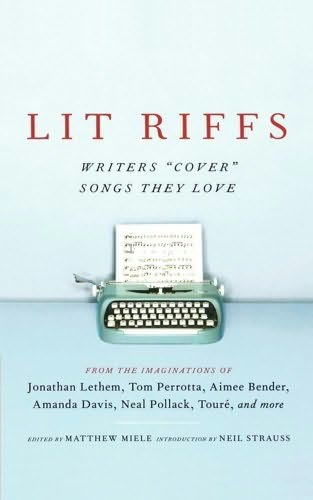 book cover of Lit Riffs