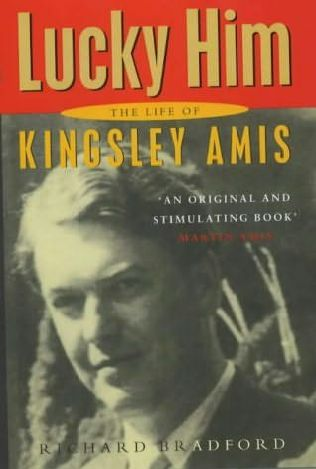 book cover of Lucky Him