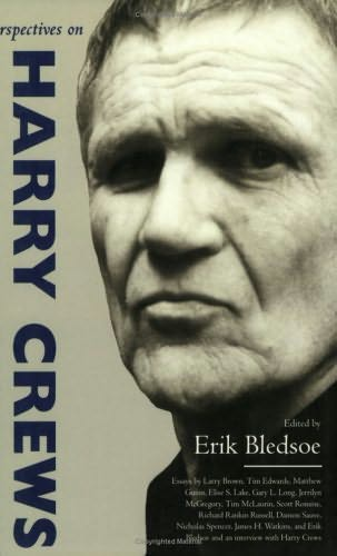 book cover of Perspectives on Harry Crews