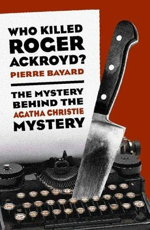book cover of Who Killed Roger Ackroyd?