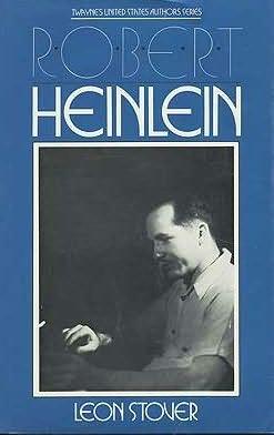 book cover of Robert A. Heinlein