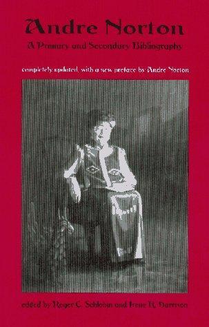 book cover of Andre Norton