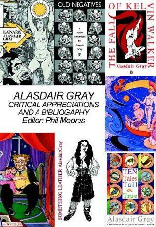 book cover of Alasdair Gray