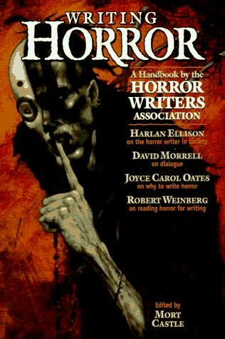 book cover of Writing Horror