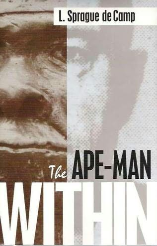 book cover of The Ape-man Within