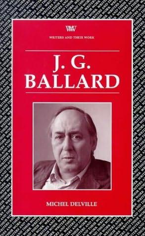 book cover of J.G Ballard