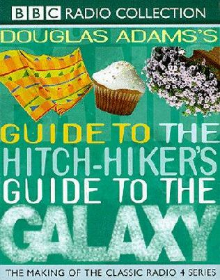a review of douglas adams book the hitchhikers guide to the galaxy The hitchhiker's guide is rich author of hitchhiker: a biography of douglas adams says the title of this book is the hitchhiker's guide to the galaxy and it.