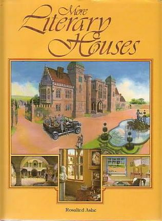 book cover of More Literary Houses