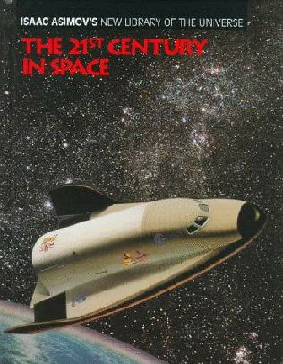 book cover of The 21st Century in Space