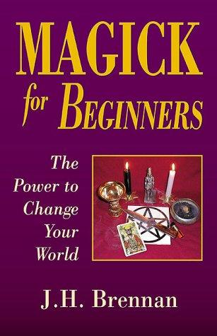 book cover of Magick for Beginners
