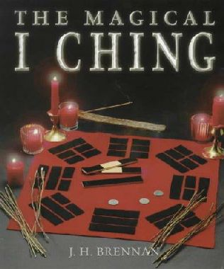 book cover of The Magical I Ching