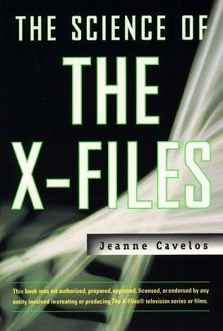 book cover of The Science of the X-Files