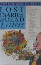 book cover of Lost Diaries and Dead Letters