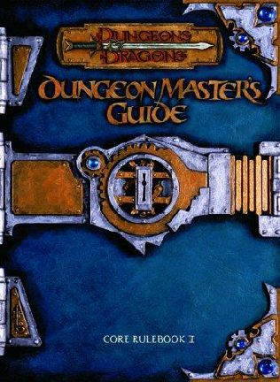 book cover of Dungeon Master\'s Guide