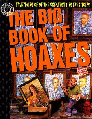 book cover of The Big Book of Hoaxes