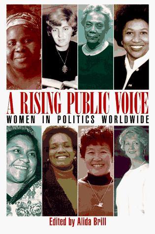 book cover of Rising Public Voice