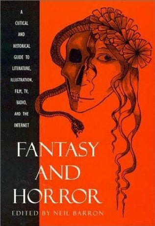 book cover of Fantasy and Horror